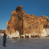 Скалы острова Ольтрек :: Анатолий Иргл