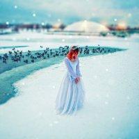 Принцесса-лебедь. :: Victoria Luneva