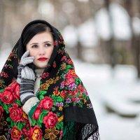Русская красавица :: Елена Кельина