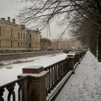 Питер-февраль :: Vasiliy V. Rechevskiy