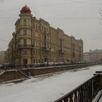 Дом на канале :: Vasiliy V. Rechevskiy