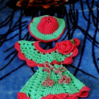 платье для куклы :: Александр Деревяшкин