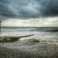 Ветер с моря дул... :: Liliya