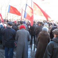 Митинг :: Михаил Полыгалов