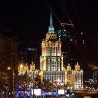 Ночная Москва. :: Юрий Бичеров