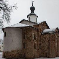 Церковь Параскевы-Пятницы на Торгу. :: Ольга Лиманская