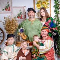 Семья :: Екатерина Исупова