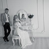 Любоваться невестой :: Олег Блохин