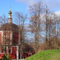 Успенская церковь.Суздаль. :: Татьяна Алферова
