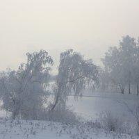 Утро туманное.....седое. :: Ирина Королева