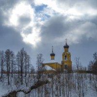 На Селивановой горе :: Сергей Цветков