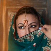 Индия в душе  моей... :: Ева Олерских
