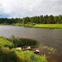 На Мологе реке... :: Sergey Gordoff