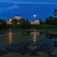 Восход луны под комариные песни :: Владимир Колесников
