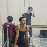 Балет - репетиция :: Светлана Яковлева