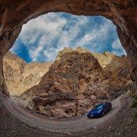 Titus Canyon road :: Roman Mordashev