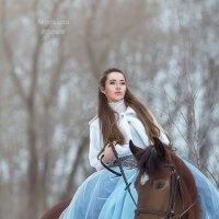 Зима с лошадьми :: Маргарита Гусева