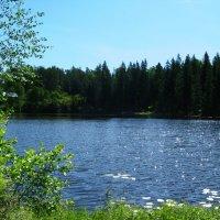 Озера Валаама. :: Татьяна