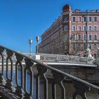 Львиный мостик :: Valeriy Piterskiy
