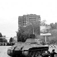 Бои за город Шахты. Реконструкция. :: Владимир Болдырев