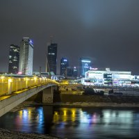 Ночной Вильнюс :: Gennadiy Karasev