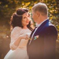 Кристина и Саша :: Любовь Илюхина