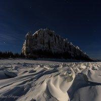 Однажды  ночью :: Михаил Потапов