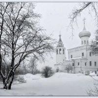 Церковь Андрея Первозванного на ул. Пугачева :: Vadim WadimS67