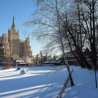 зима-последние денёчки :: Олег Лукьянов
