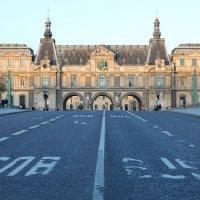 Дорога к Лувру :: Фотограф в Париже, Франции Наталья Ильина