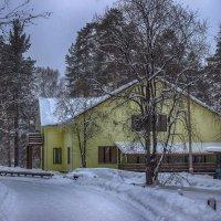 Лимонный домик :: Геннадий Федоров