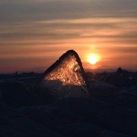 Лёд и пламя. :: Елена Савчук