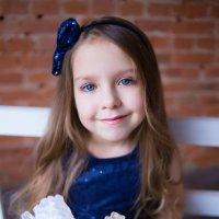 Детский портрет :: Мария Веселова