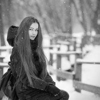 Снежная прогулка :: Владимир Крупочкин