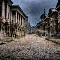 Сны ушедших городов. После людей :: Нина