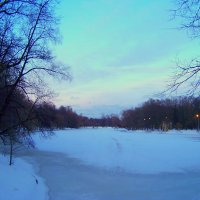 Зимой :: Miko Baltiyskiy