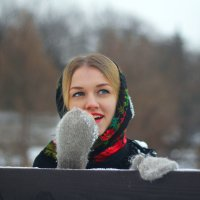 Настенька :: Татьяна Колганова