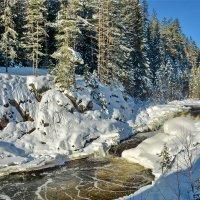 Зима на Киваче :: Леонид Иванчук