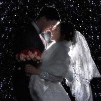 Свадьба зимой :: Дмитрий Леванов