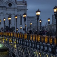Патриарший мост :: Elena Ignatova