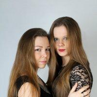 Сёстры :: Татьяна Колганова