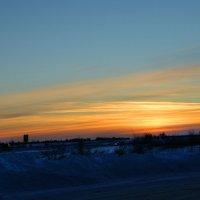 Краски заката :: nika555nika Ирина