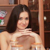 портрет дочери :: Илья Скупой