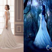 труп невесты (до и после) :: Veronika G