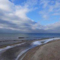 Балтийское побережье в Янтарном :: Маргарита Батырева
