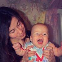 Днюха 6 месяцев :: Любовь