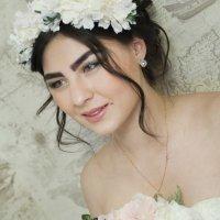 Невеста нежности :: Вероника Вайц (Манучарян)