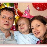 Я с мамой и папой. :: Anatol Livtsov