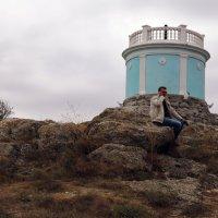 Вершина горы Митридат. Керчь. :: Лидия кутузова