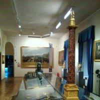 Музейный интерьер одного из залов Комендантского дома. (музей Петропавловская крепость) :: Светлана Калмыкова
